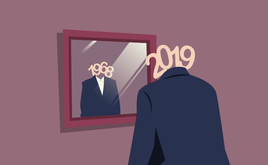 Um 2019 que mais pareceu 1968