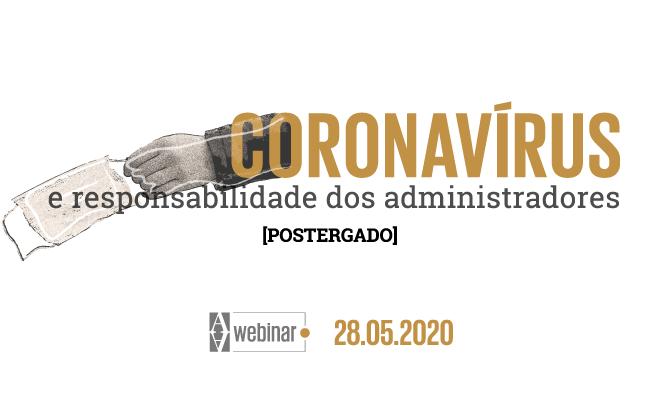 A responsabilidade dos administradores no contexto do novo coronavírus