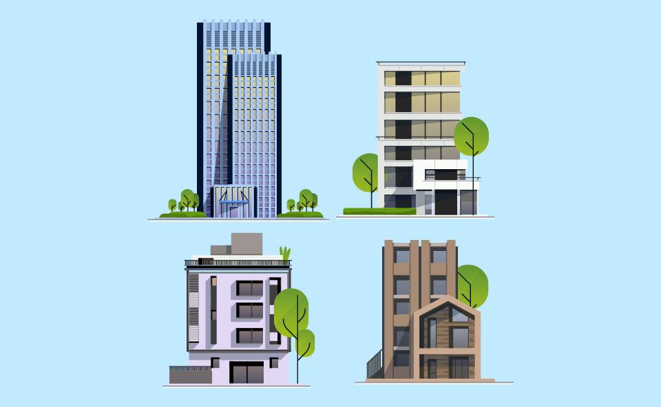 Aposta firme no setor imobiliário