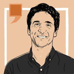 Ilustração do colunista Daniel Izzo