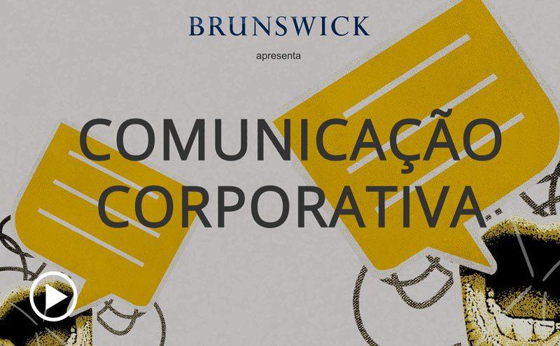 Evento da Brunswick, em parceria com a Capital Aberto, discute o home office imposto pela covid-19 e os desafios que ele cria para a comunicação interna das empresas e também para a preservação de sua cultura organizacional