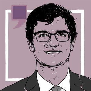 Ilustração do colunista Raphael Martins
