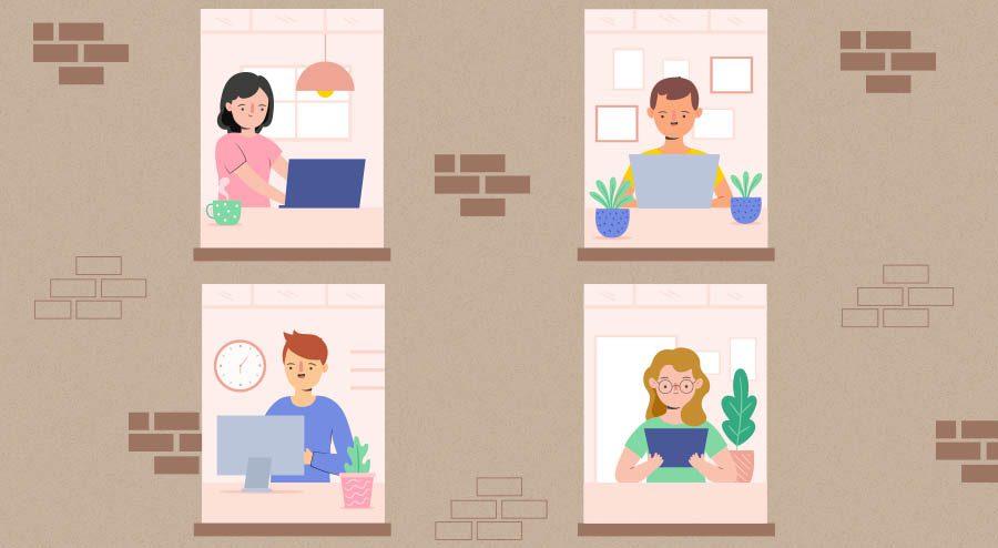 Home office ou trabalho presencial?