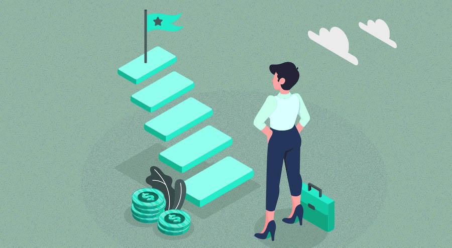 Mulheres em cargos de liderança