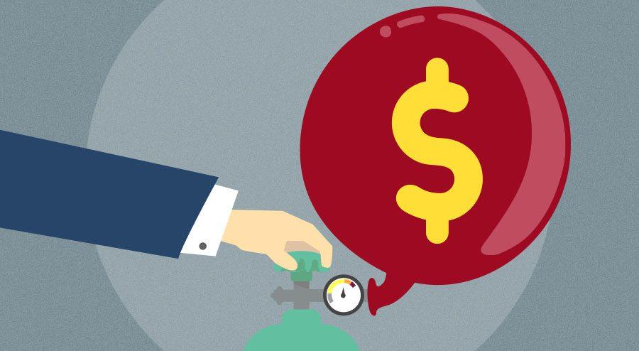 Há risco de uma nova (e devastadora) bolha financeira?
