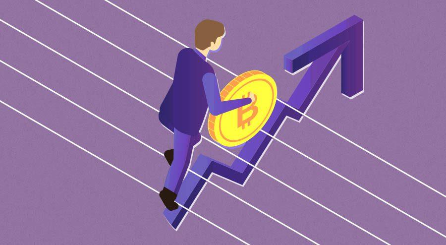 Bitcoin passou a ser considerado um ativo viável em tempos de incertezas