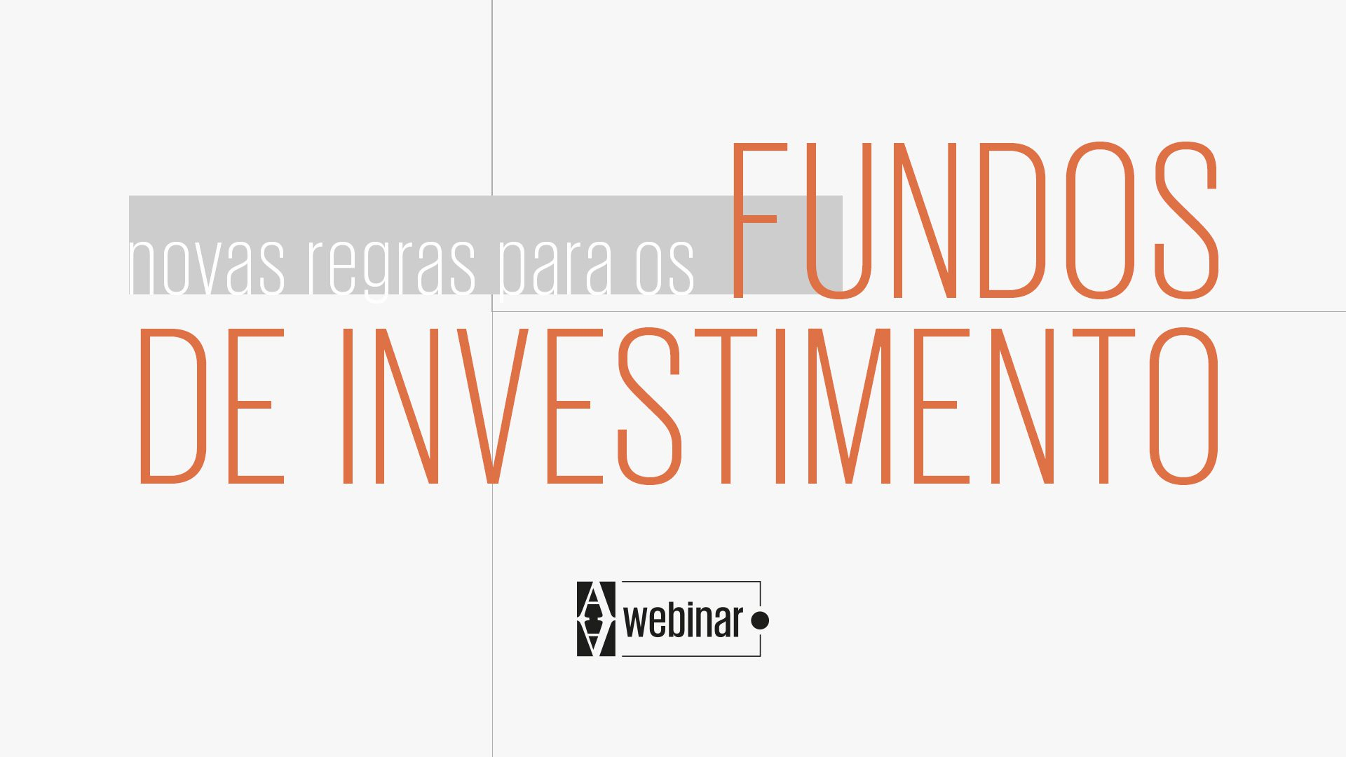 Novas regras para os fundos de investimentos