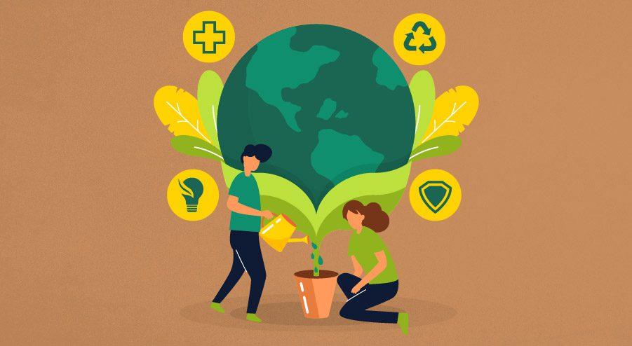 """Investidores alemães aprovam """"dividendo verde"""""""