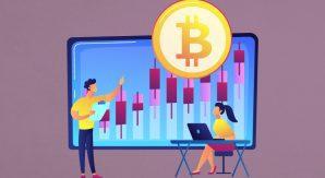 Oscilações no mercado decriptoativosnão assustam investidor delongo prazo