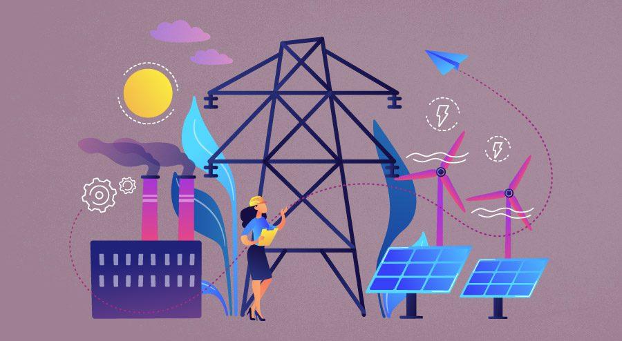 Crises seguidas reforçam resiliência das empresas de energia