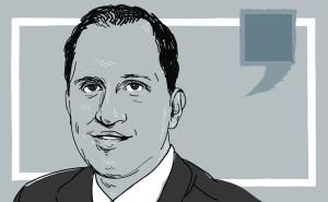 """Alexandre Póvoa é fundador da Valorando Consultoria e autor dos livros """"Valuation"""", """"Como Precificar Ações"""" e """"Mundo Financeiro, o Olhar de um Gestor""""   Ilustração: Julia Padula"""